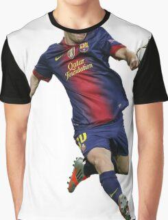 Messi Graphic T-Shirt