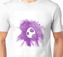 Purple Yoshi Egg Unisex T-Shirt