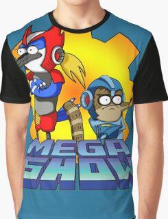 Mega Show Graphic T-Shirt