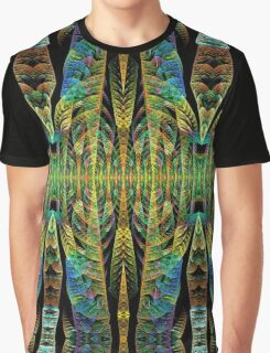 Tribal patterns, fractal abstract Graphic T-Shirt