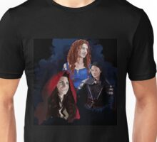 Warrior Women of Once Upon a Time Unisex T-Shirt