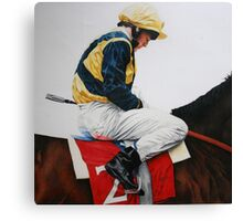 Kieron Fallon Canvas Print