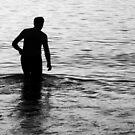The Swimmer by John Dalkin