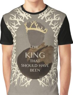 The King that should have been Graphic T-Shirt