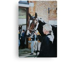 The Yearling Sales Canvas Print
