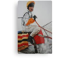 Jimmy Fortune Metal Print