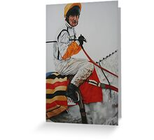 Jimmy Fortune Greeting Card
