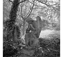 Angel, Nunhead Photographic Print
