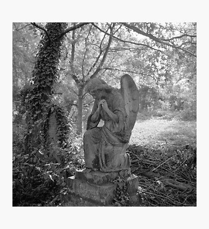 Angel, Nunhead Photographic Print