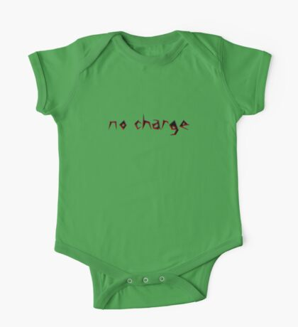 No charge One Piece - Short Sleeve
