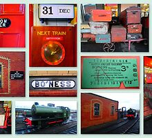 Bo'ness Steam Railway Experience by ©The Creative  Minds
