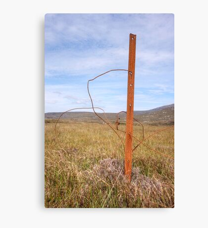 South Uist Canvas Print