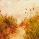 Beach Grass by Lois  Bryan