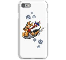Aire-Sled iPhone/iPod Case iPhone Case/Skin