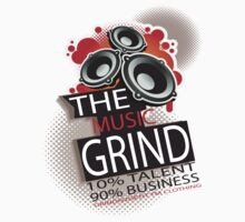 """the music grind"" GRINDN2GETIT TM CLOTHING Kids Clothes"