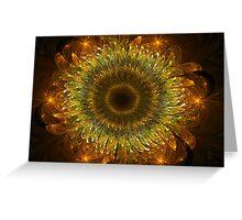3D Bloom Sunflower Greeting Card