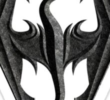 Skyrim Logo Sticker