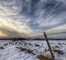 Crosland Moor by David Robinson