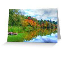 Excellence in Light & Reflection  Greeting Card