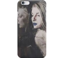 Mirror Echo Gothic iPhone Case/Skin