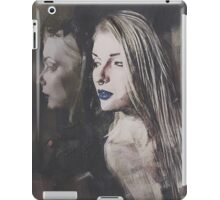 Mirror Echo Gothic iPad Case/Skin