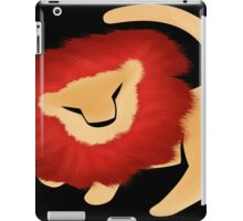 Adult Simba  iPad Case/Skin