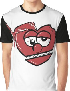 Thot Heartbreakers Heart Shape  Graphic T-Shirt