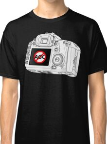 Canon 7D with AGC disable Classic T-Shirt