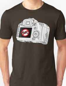Canon 7D with AGC disable T-Shirt