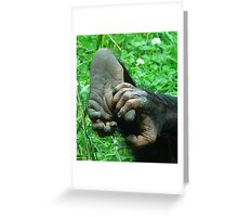 Digits! Greeting Card