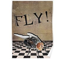 An Urge to Fly! Poster
