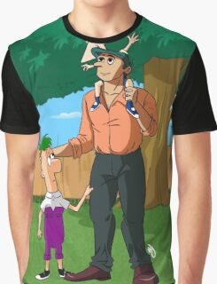 Cousin Perry Graphic T-Shirt