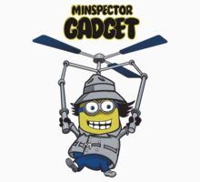 Minspector Gadget Kids Clothes