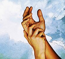 Our Hands - The Hands of Trust by Abie Davis