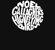 Noel Gallagher's High Flying Birds Circle Logo T-Shirt