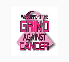 """THE GRIND AGAINST CANCER"" GRINDN2GETIT TM CLOTHING Unisex T-Shirt"