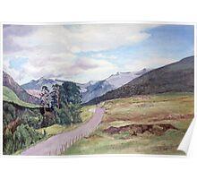 Glen Nevis,Scotland Poster