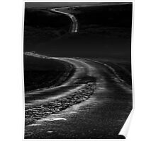 Long Winding Road  Poster
