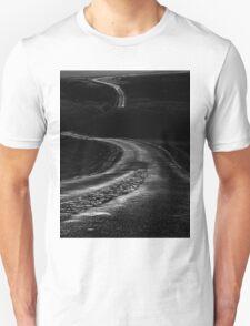 Long Winding Road  T-Shirt