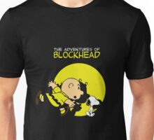 The Adventures of Blockhead Unisex T-Shirt