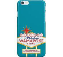 Wamapoke Casino iPhone Case/Skin