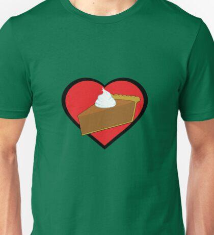 Pie Lover Unisex T-Shirt