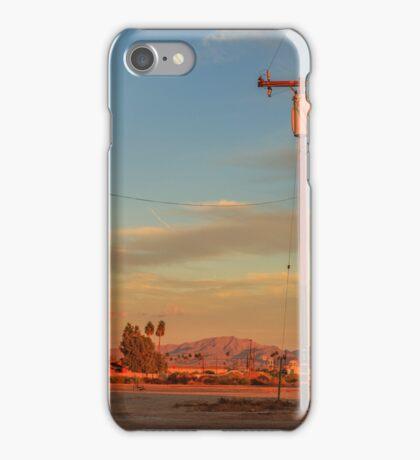 Waste Lands: Urban Camping iPhone Case/Skin