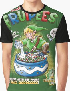 Link's Fruipees (minimalistic)  Graphic T-Shirt
