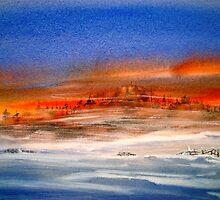 Ablaze... by © Janis Zroback