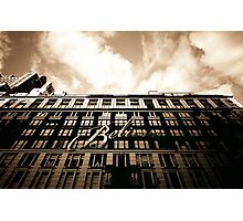 Believe - Macy's - Herald Square - New York City Photographic Print