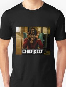 Chief Keef Holding Chains T-Shirt