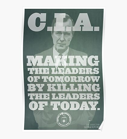 C.I.A. Leaders of Tomorrow Poster