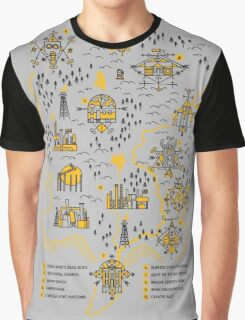 Welcome to Carcosa Graphic T-Shirt