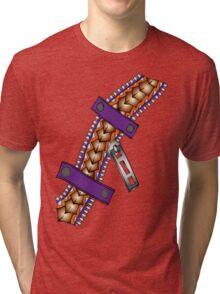 POLYJAM TWO. Tri-blend T-Shirt